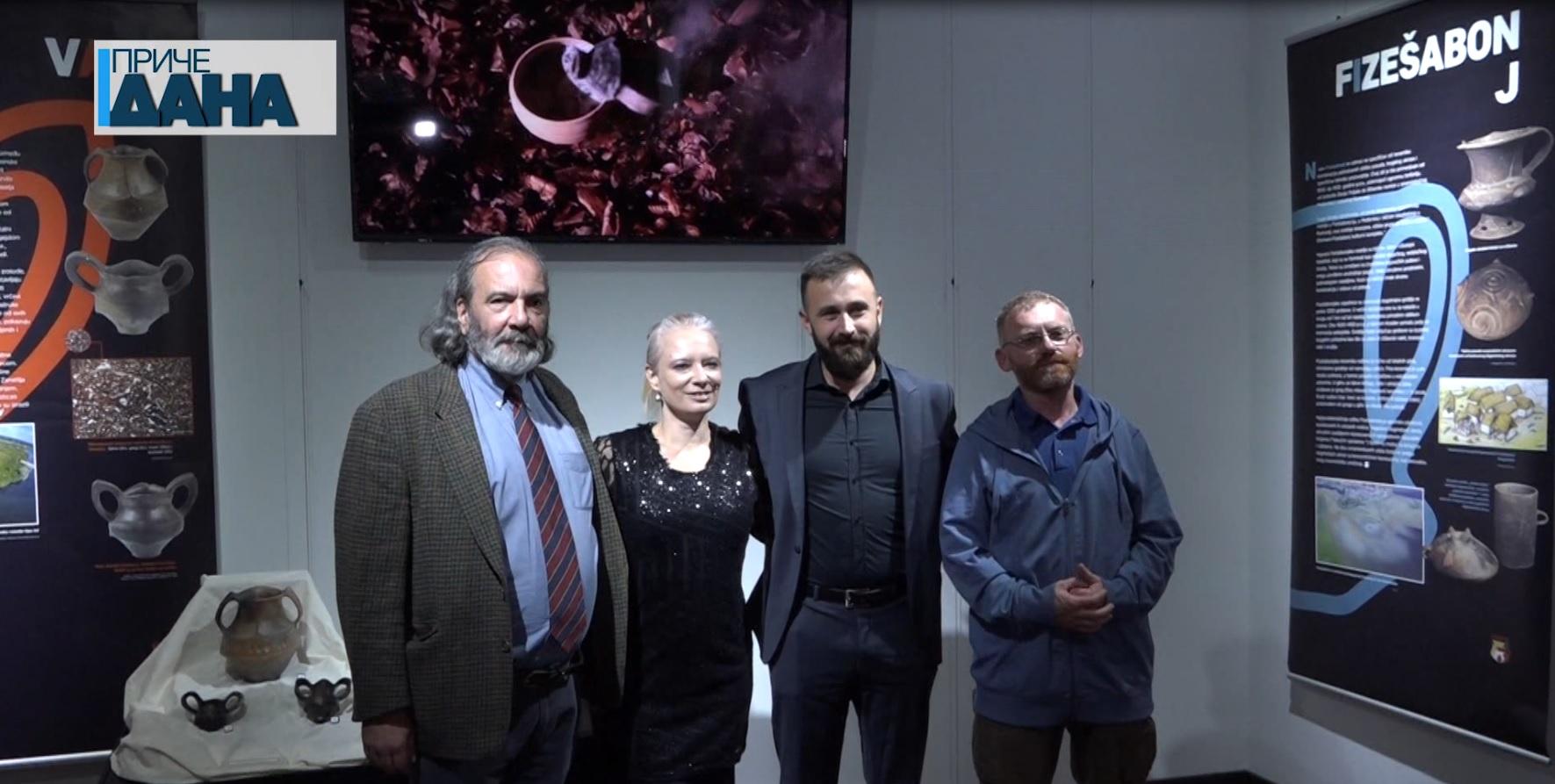 """Otvorena izložba """"Krafter – Zanatska Evropa u bronzanom dobu i danas"""""""