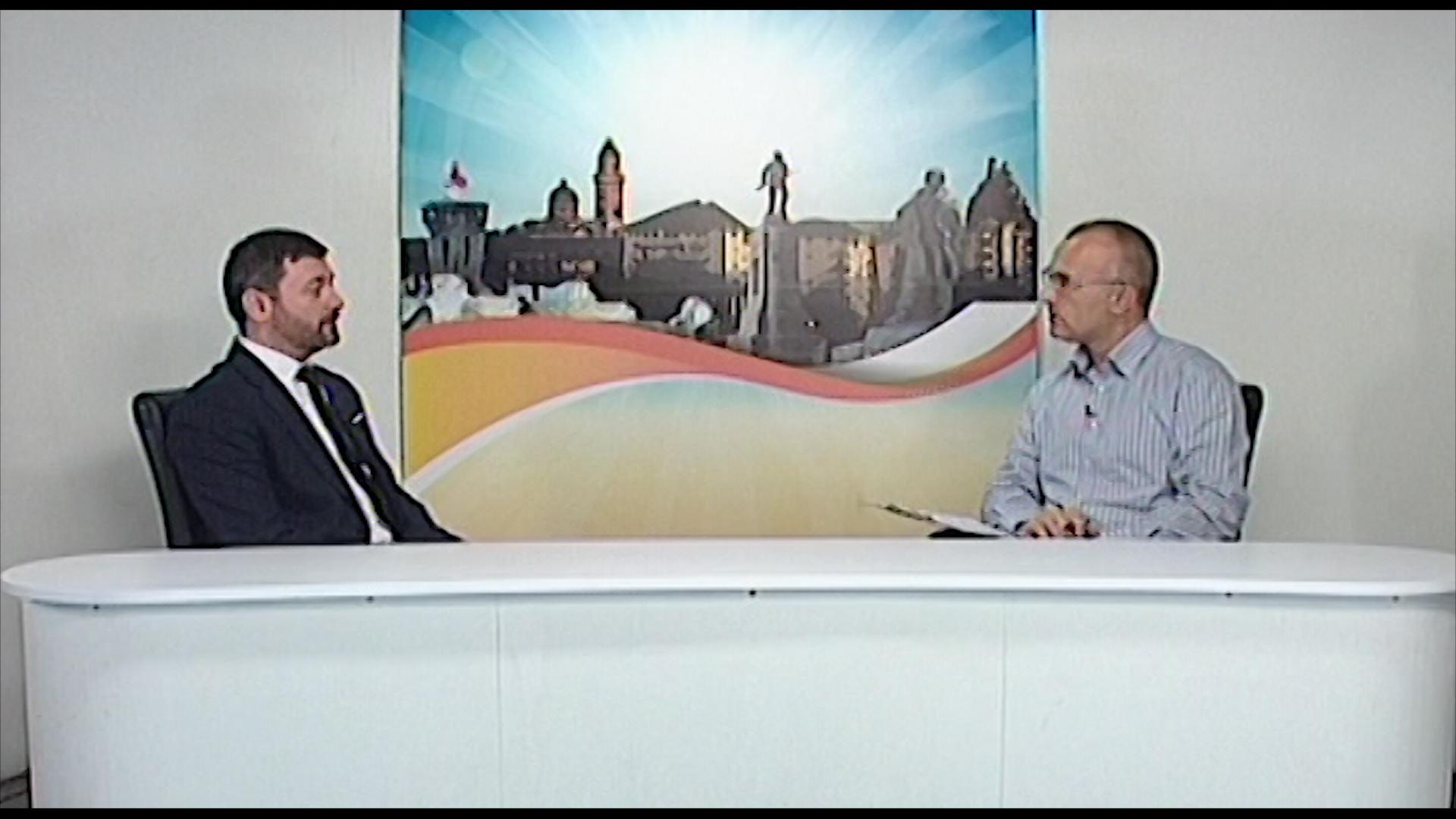 Gost Kanala M – Ninoslav Erić, predsednik Opštine Ćuprija