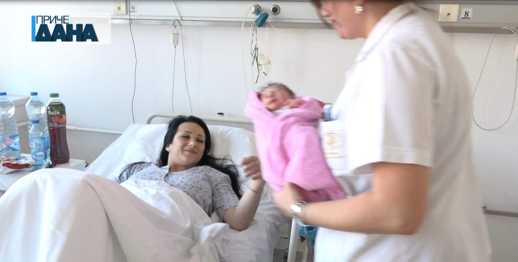 Podrška mamama i bebama u paraćinskom porodilištu