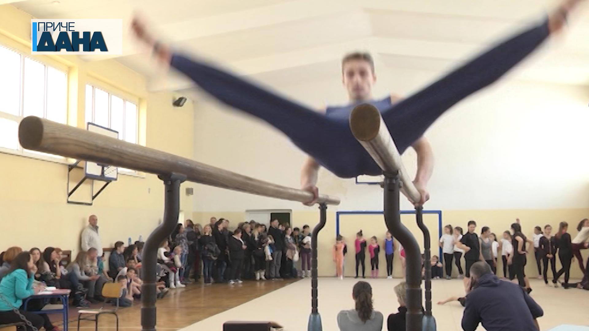 Sekcije Gimnastičkog kluba Paraćin