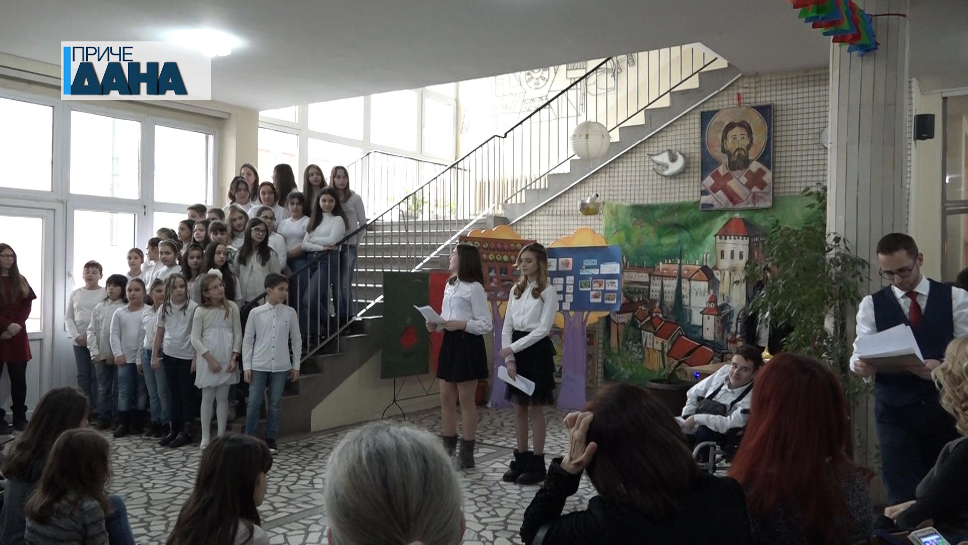 Sveti Sava – obeležavanje školske slave u paraćinskim školama