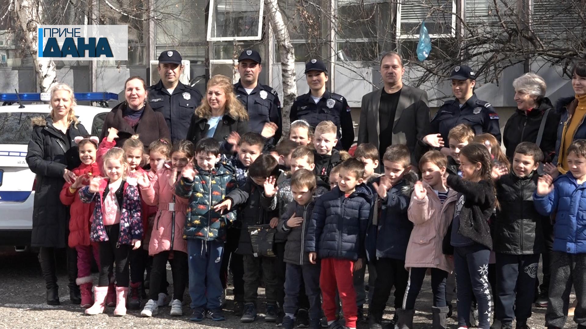 Dan otvorenih vrata Policijske stanice u Paraćinu