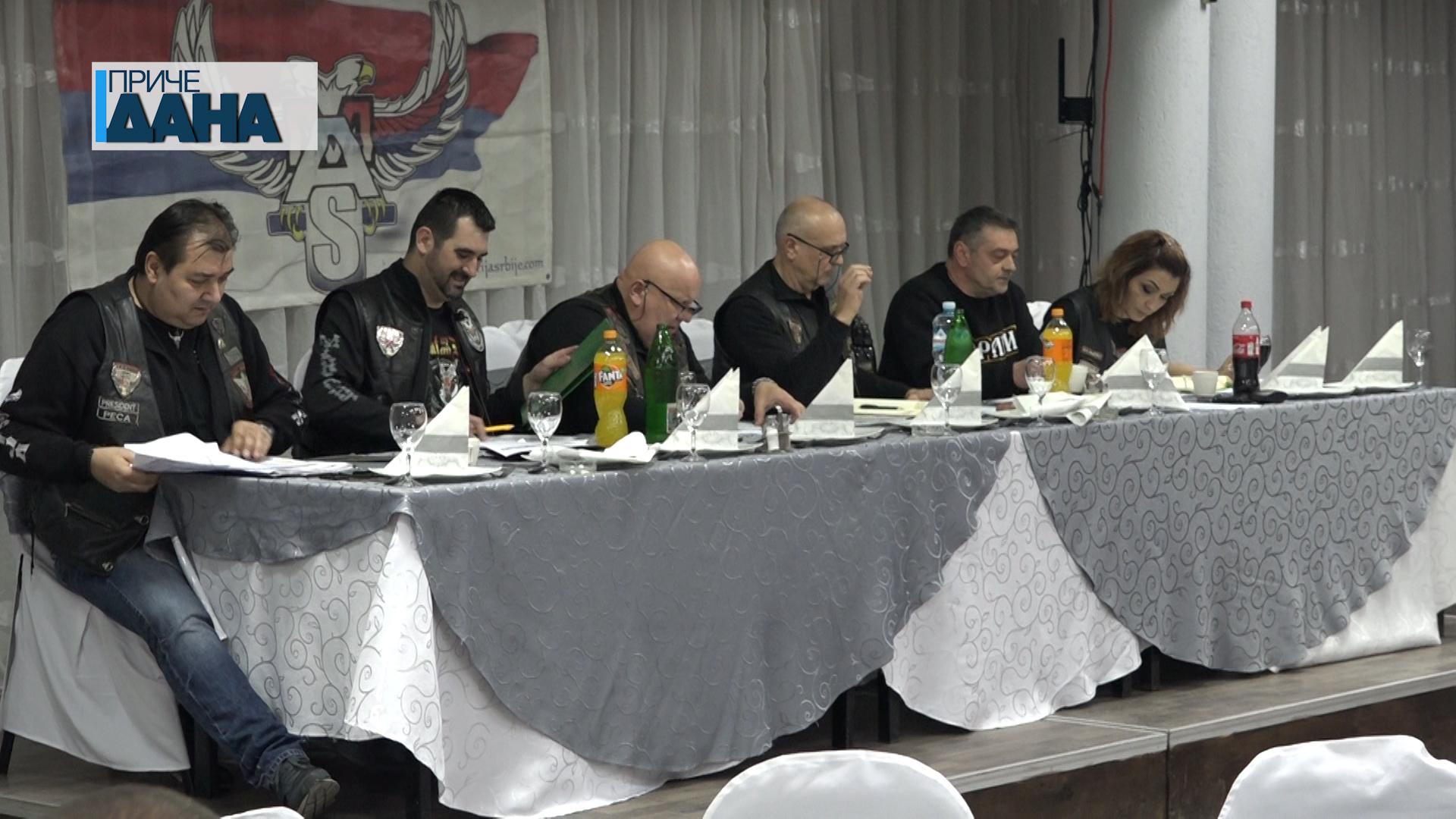 Izborna skupština Moto asocijacije Srbije