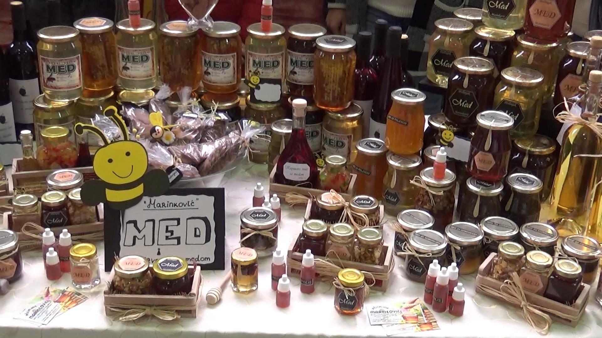 Najava 7. Sajma pčelarstva i meda u Paraćinu