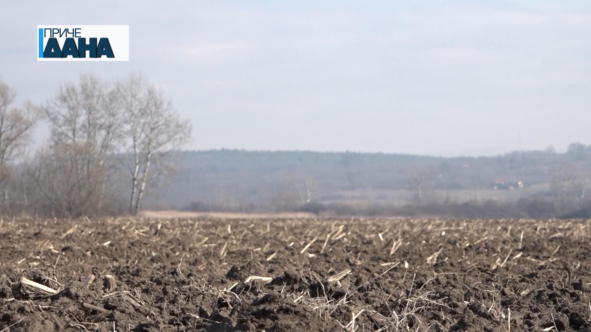 Priprema za setvu kukuruza