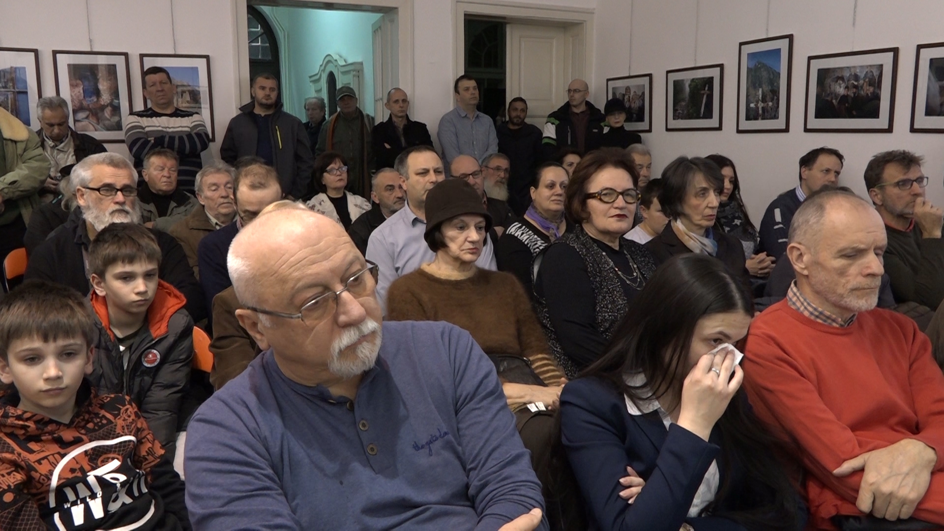 Izložba fotografija i promocija knjige Sveta Gora – fragmenti Zorana Purgera