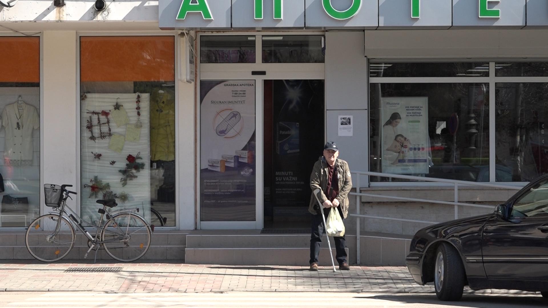 Narednih dana pomoć najstarijim sugrađanima preko kol centra najavilo Ministarstvo unutrašnjih poslova