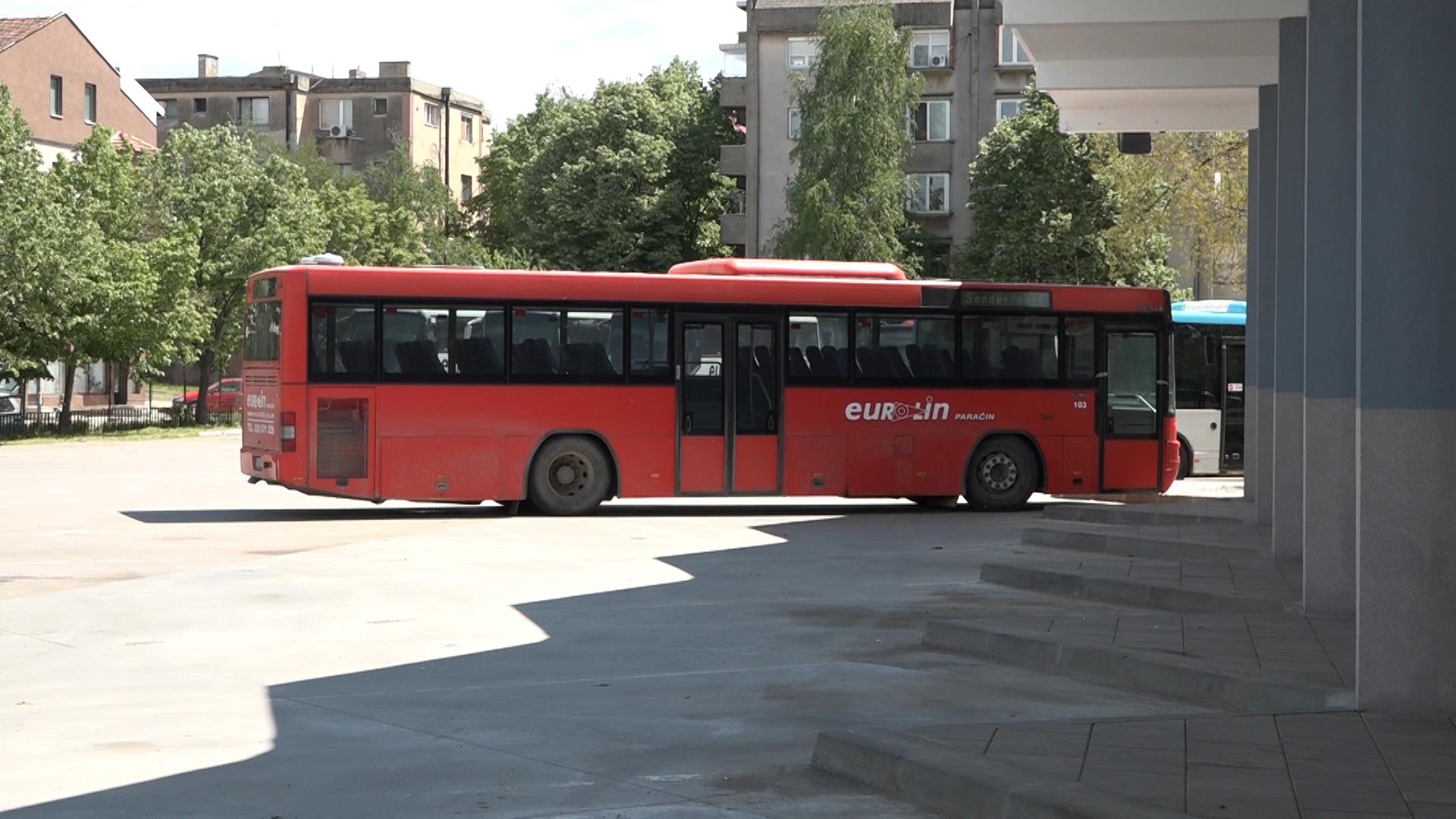 Ponovno uspostavljanje autobuskog saobraćaja