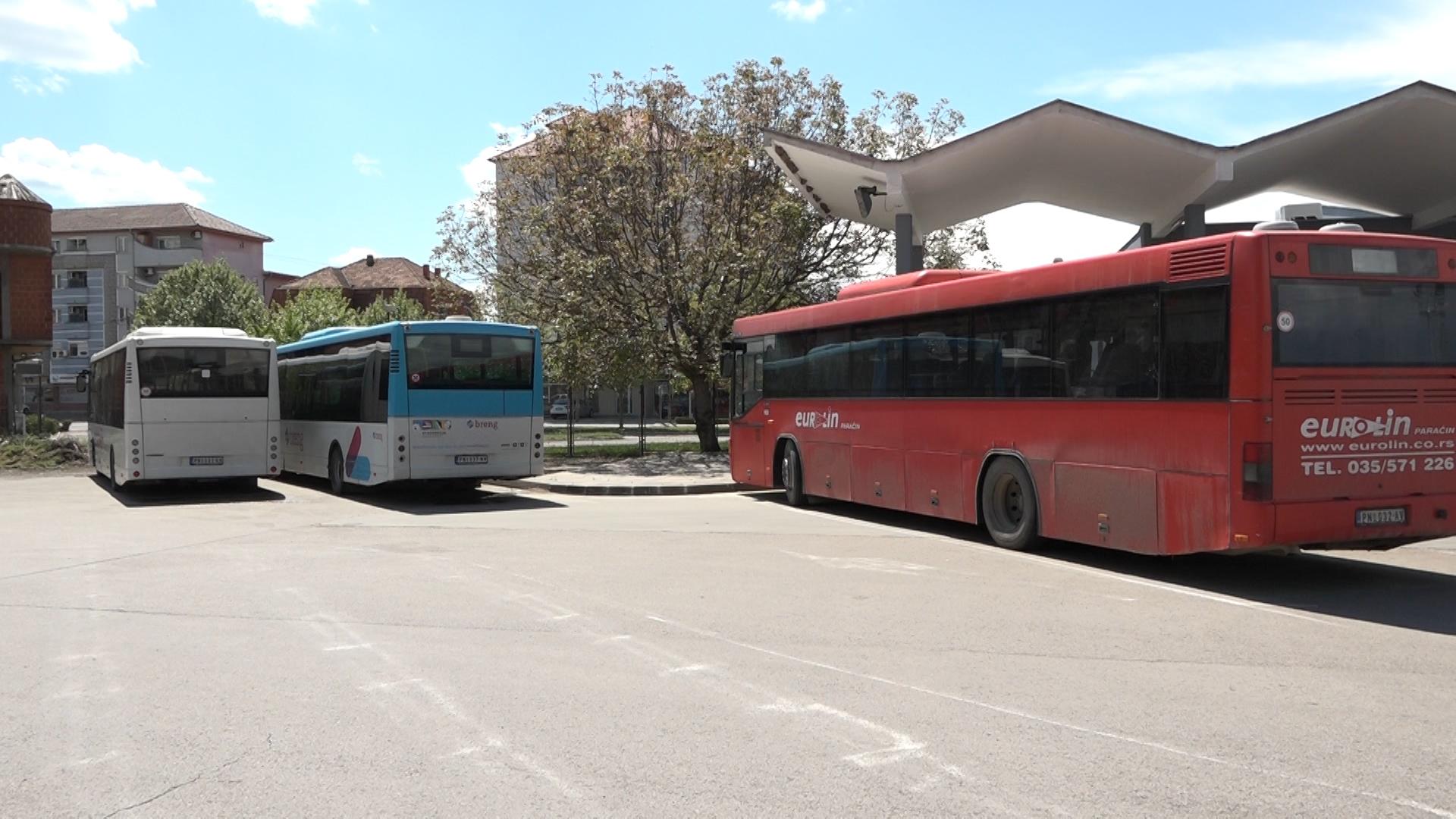 Novi autobuski polasci na liniji Paraćin – Jagodina
