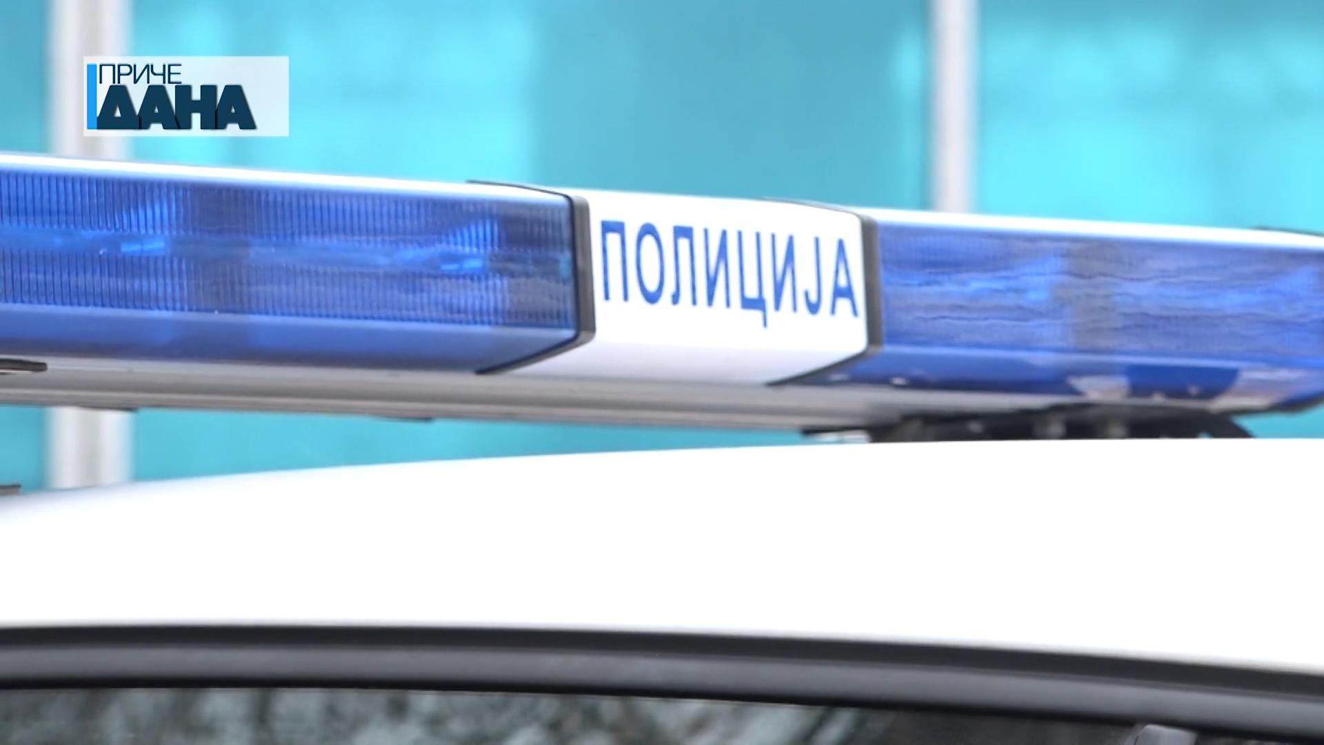 Hapšenje u Jagodini zbog posedovanja droge, nošenje i promet oružja