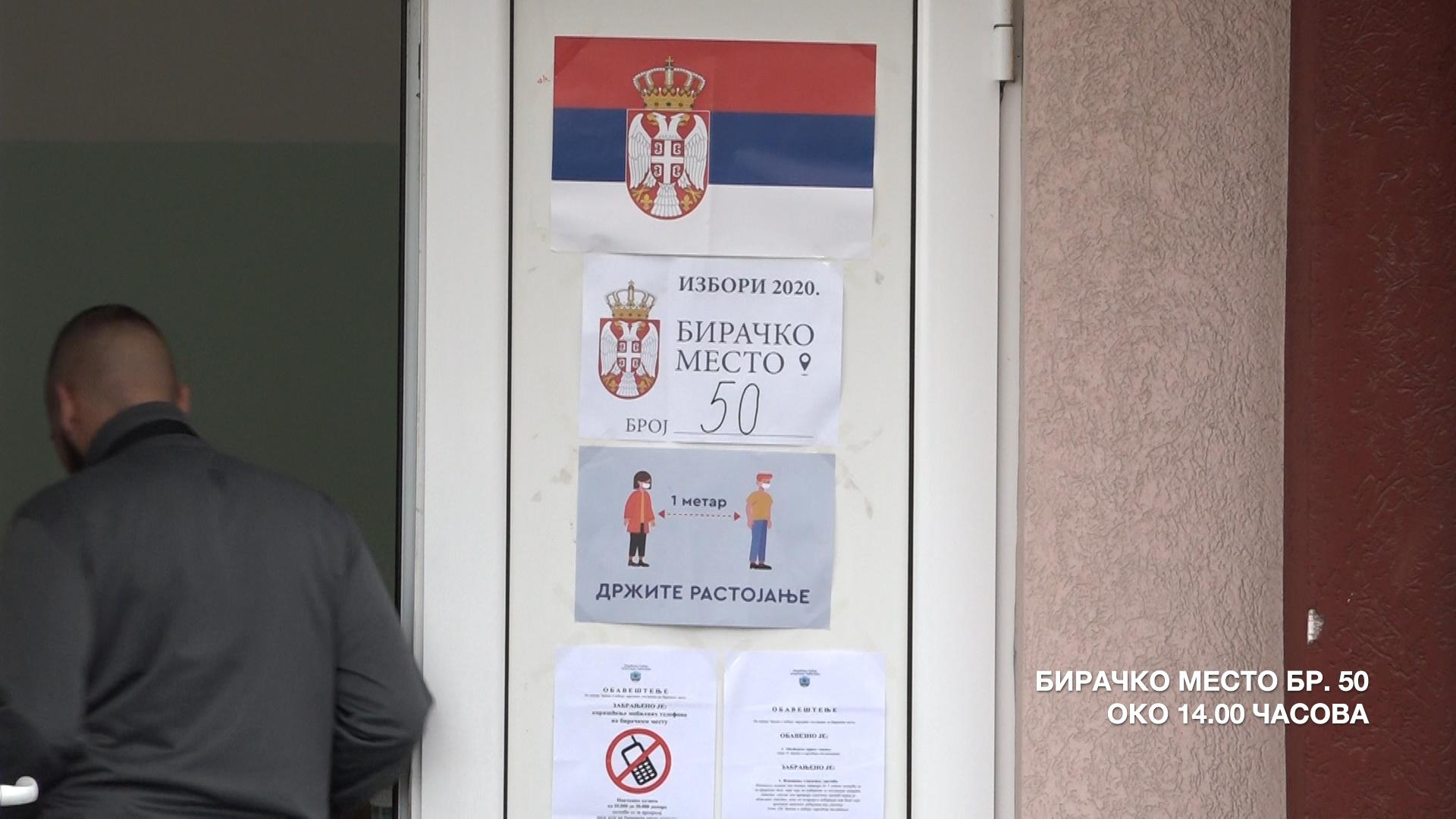 Izborni proces u Paraćinu – biračka mesta u Stubici, Popovcu i Bošnjanu