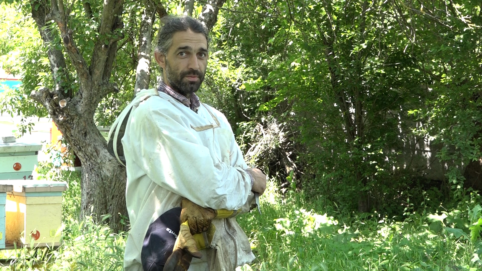 ZELENO POMORAVLJE – Pčelar Ivan Đelić