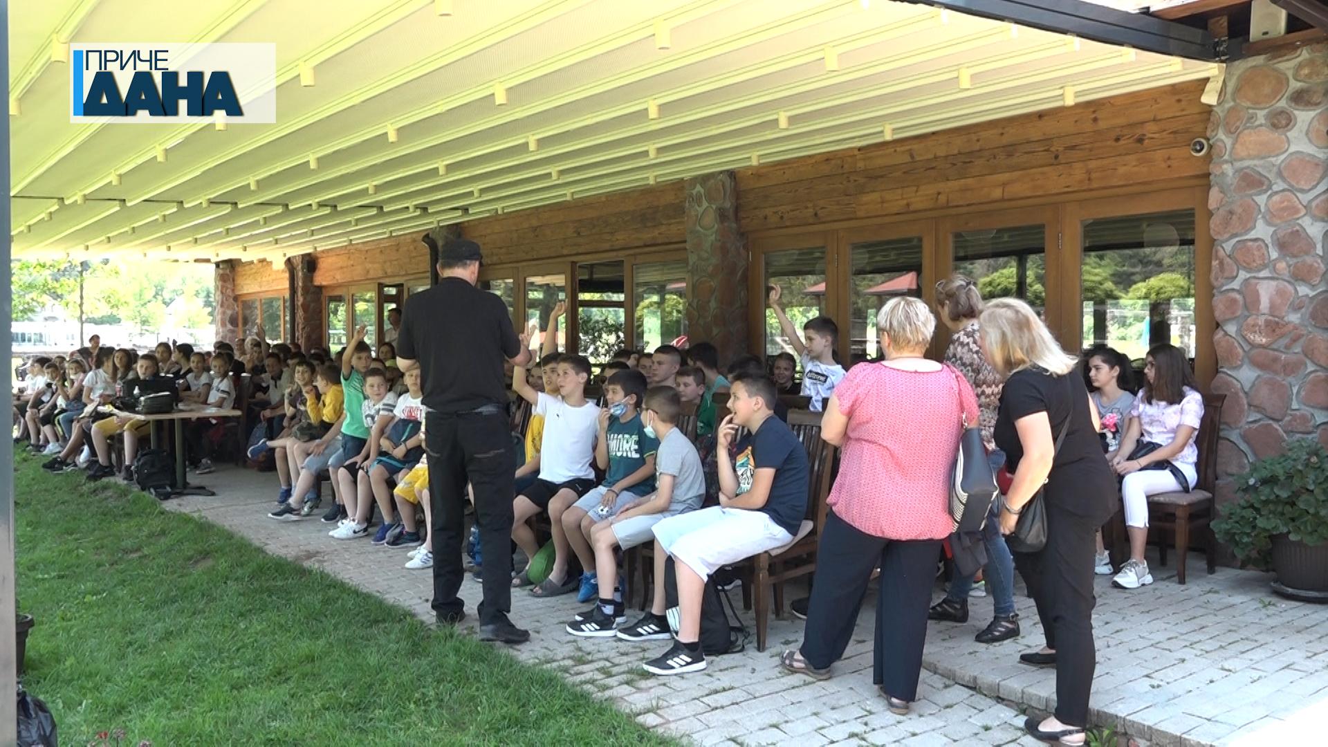 Petogodišnjica naučno obrazovnog kampa u Sisevcu