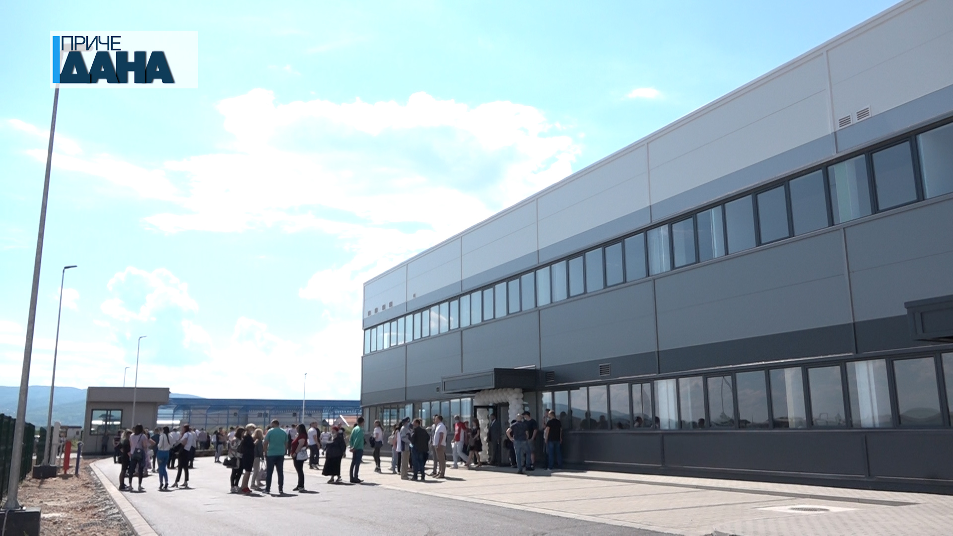 Proizvodna hala u industrijskoj zoni Zmič predata Rimasteru