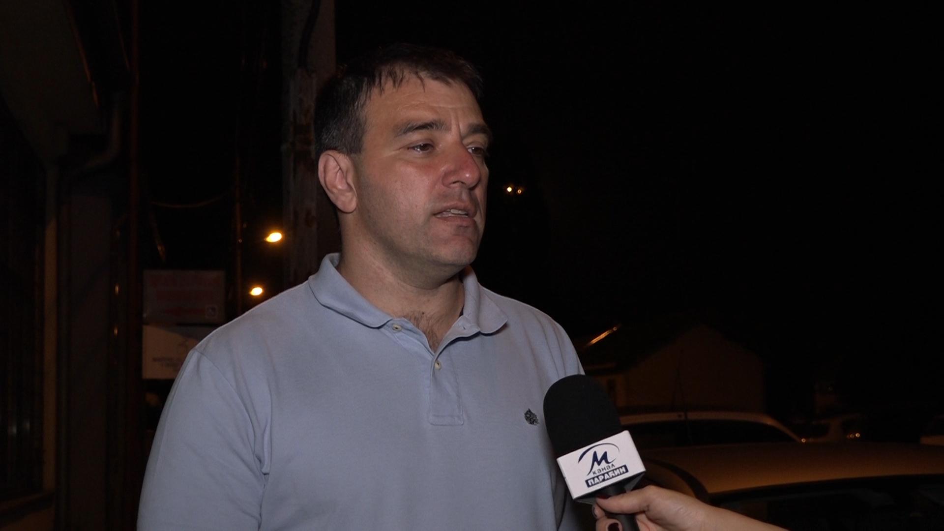 Saša Paunović priznao poraz na izborima u Paraćinu
