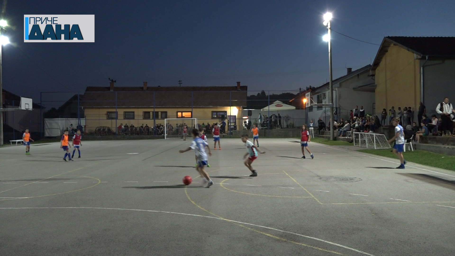 Otvaranje turnira u malom fudbalu Fair Play Bošnjane 2020