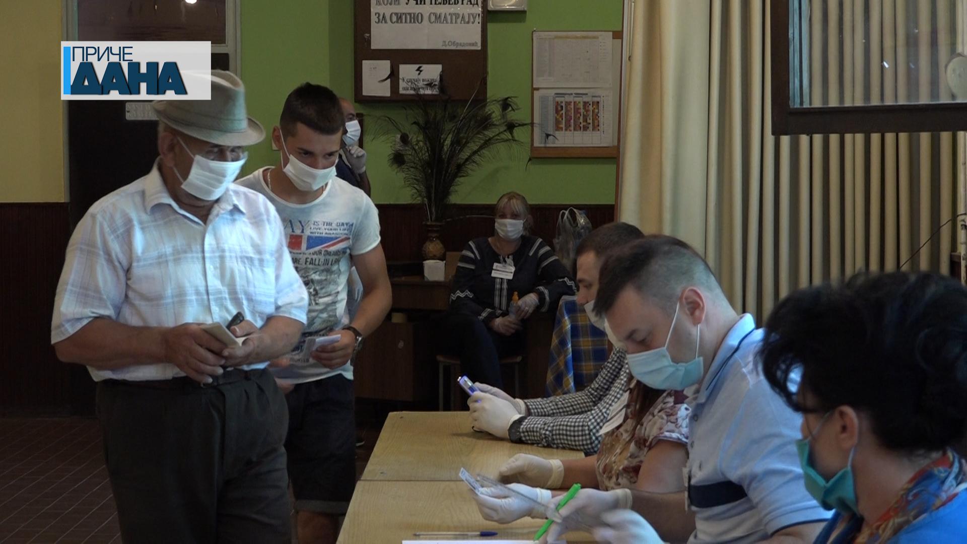 Ponovljeni lokalni izbori u Busilovcu, Šavcu i Klubu penzionera