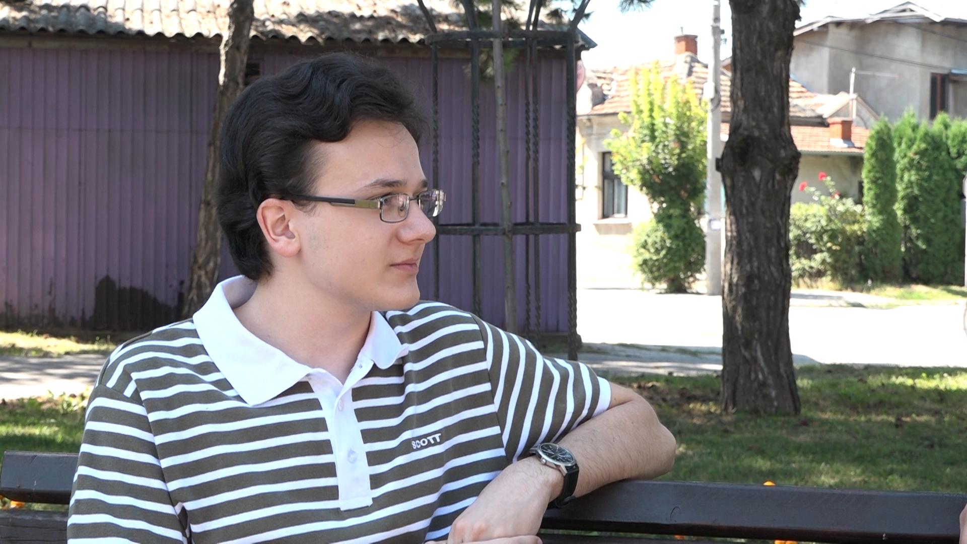 Marko Stojanović – đak generacije paraćinske Gimnazije