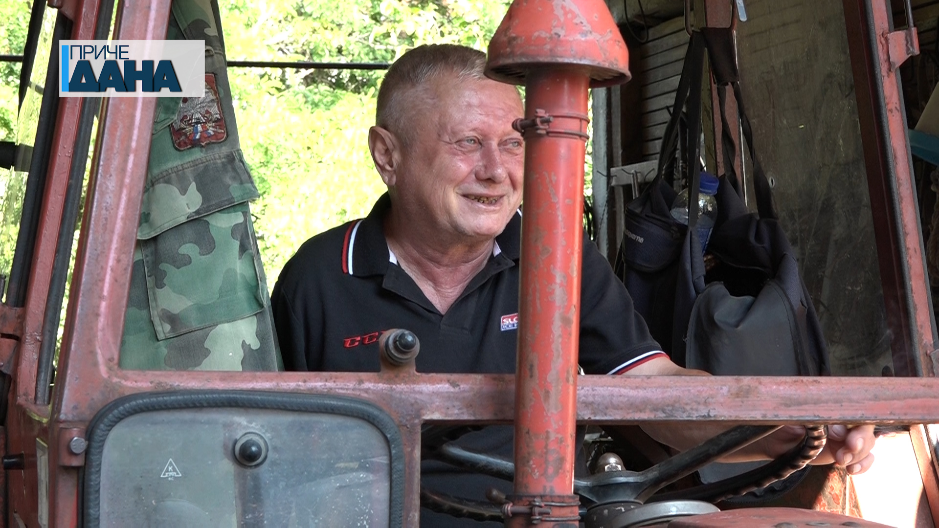 Milenko Jovanović Mida iz Buljana sa fizičkim nedostatkom obavlja sve poslove u domaćinstvu