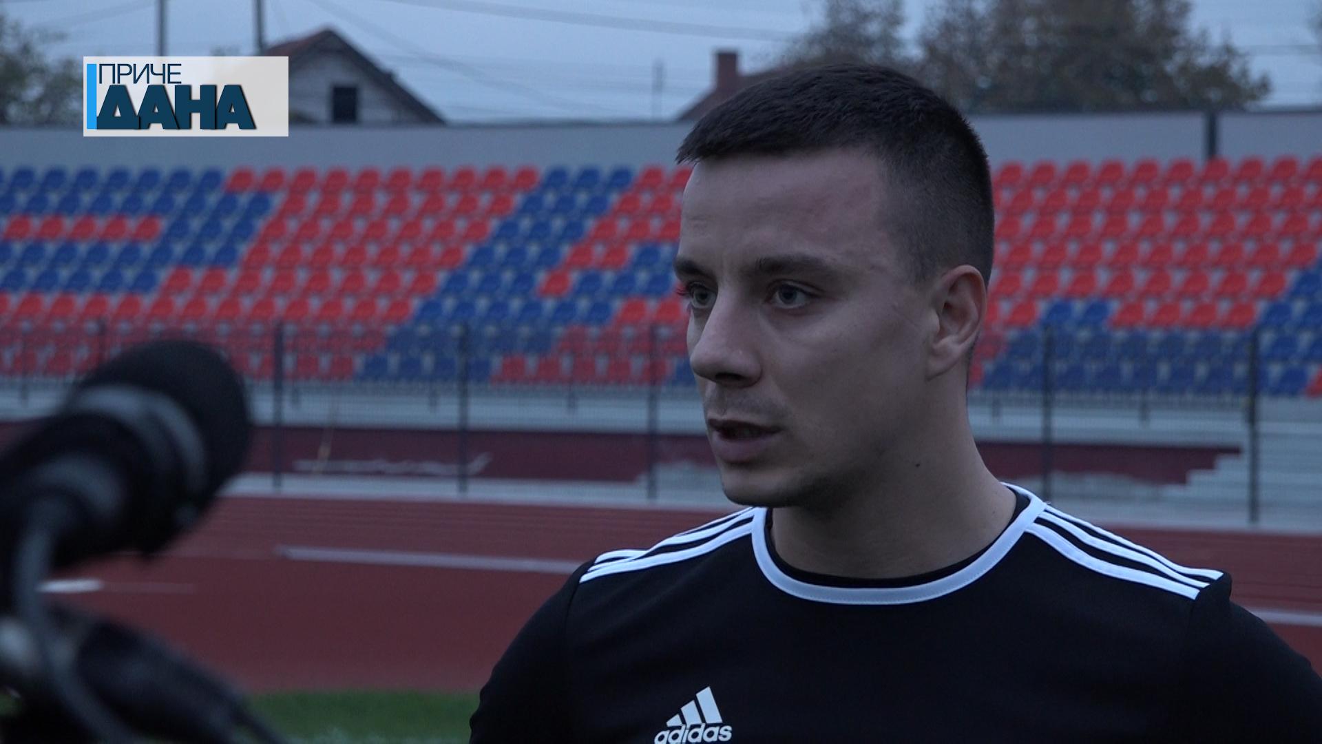 Miloš Milanović, internacionalni fudbalski sudija iz Ćuprije