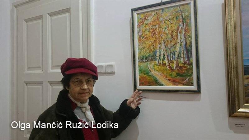 Olga Mančić Ružić Lodika