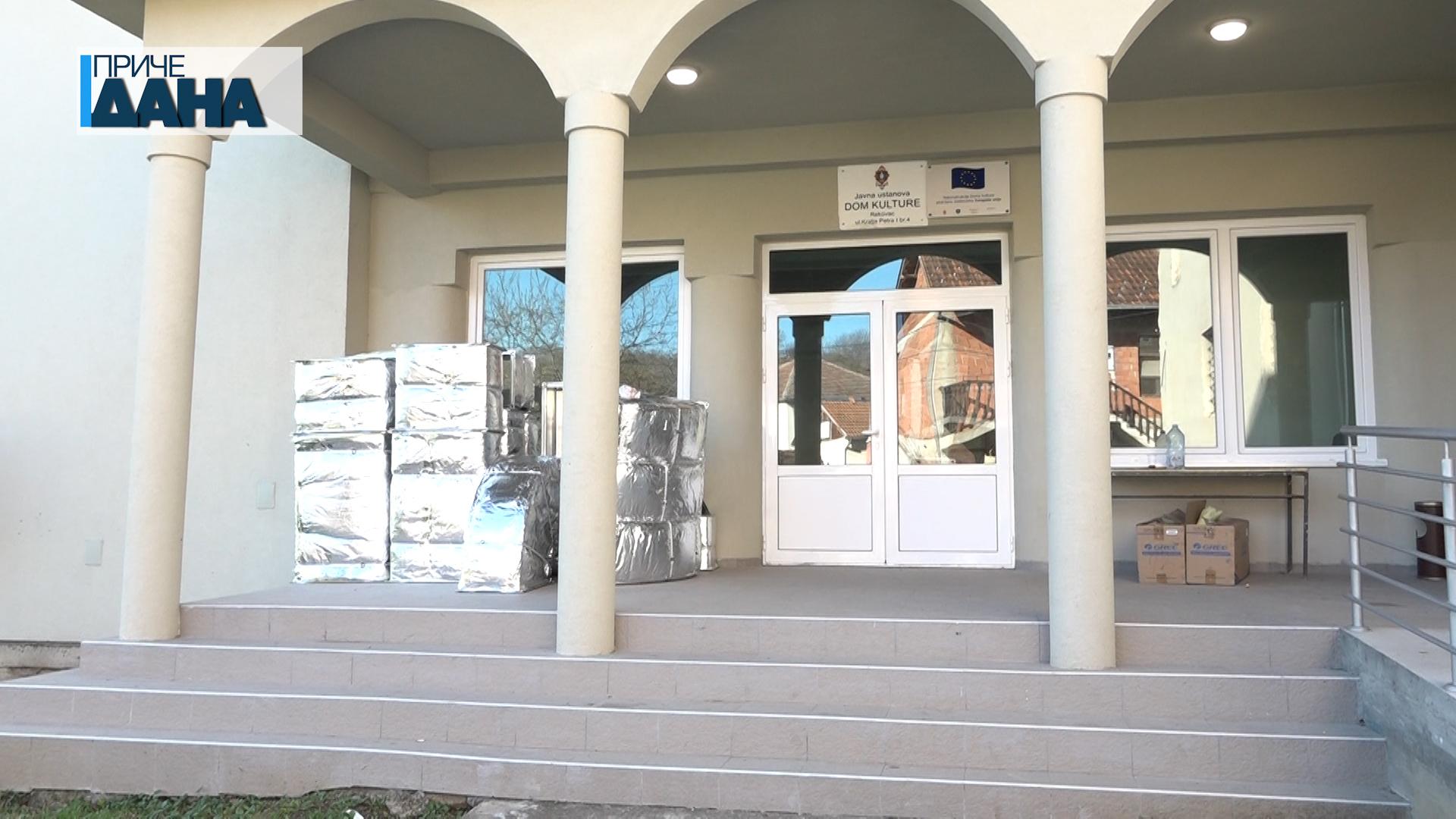 Završetak druge faze rekonstrukcije Doma kulture u Rekovcu