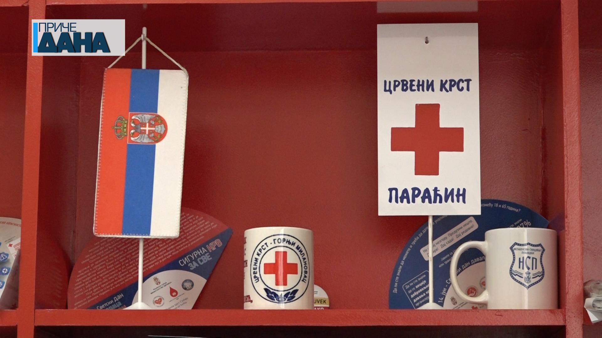 """Humanitarna akcija Crvenog krsta """"Jedan paketić – mnogo ljubavi"""""""