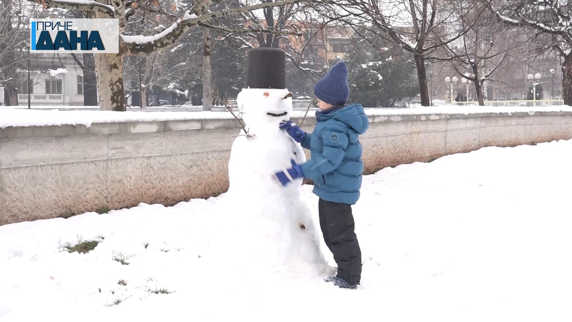 Dečije zimske čarolije u Paraćinu