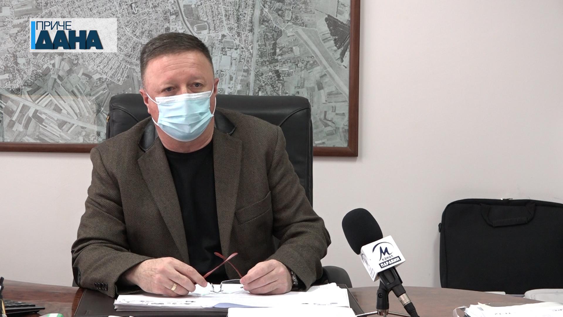Početak vakcinacije zdravstvenih radnika u Paraćinu