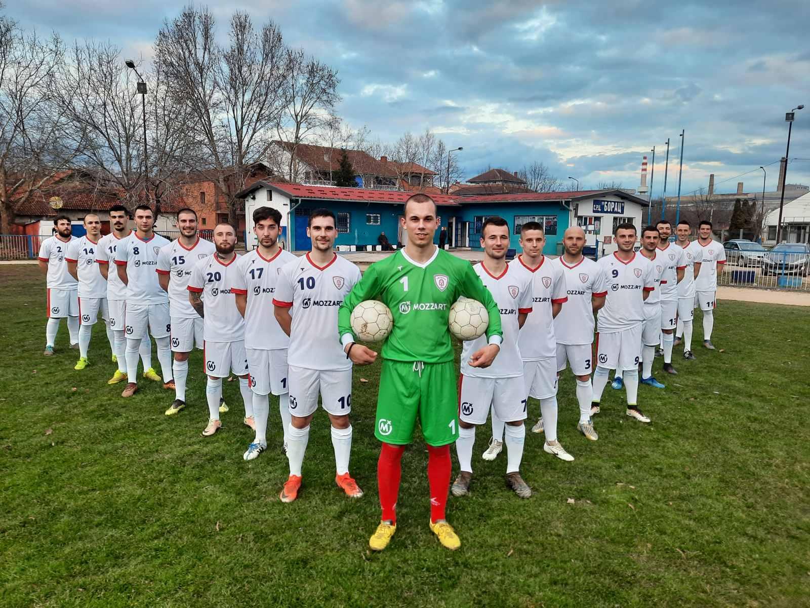 FK Žarkovo poslednja preperka staklarima do žreba Lav kupa Srbije