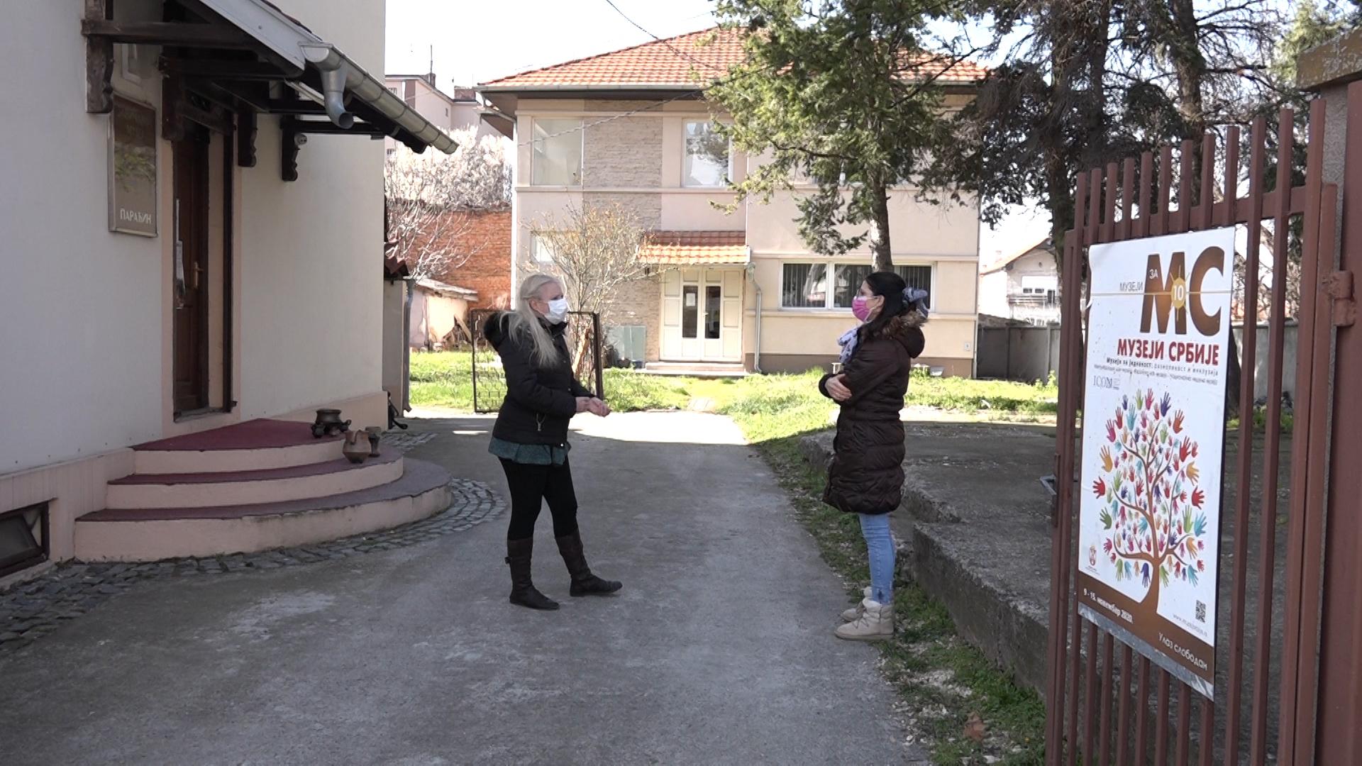 """Film Zavičajnog muzeja u Paraćinu sa projekta """"Crafter"""" na Festivalu arheološkog filma u Švajcarskoj"""