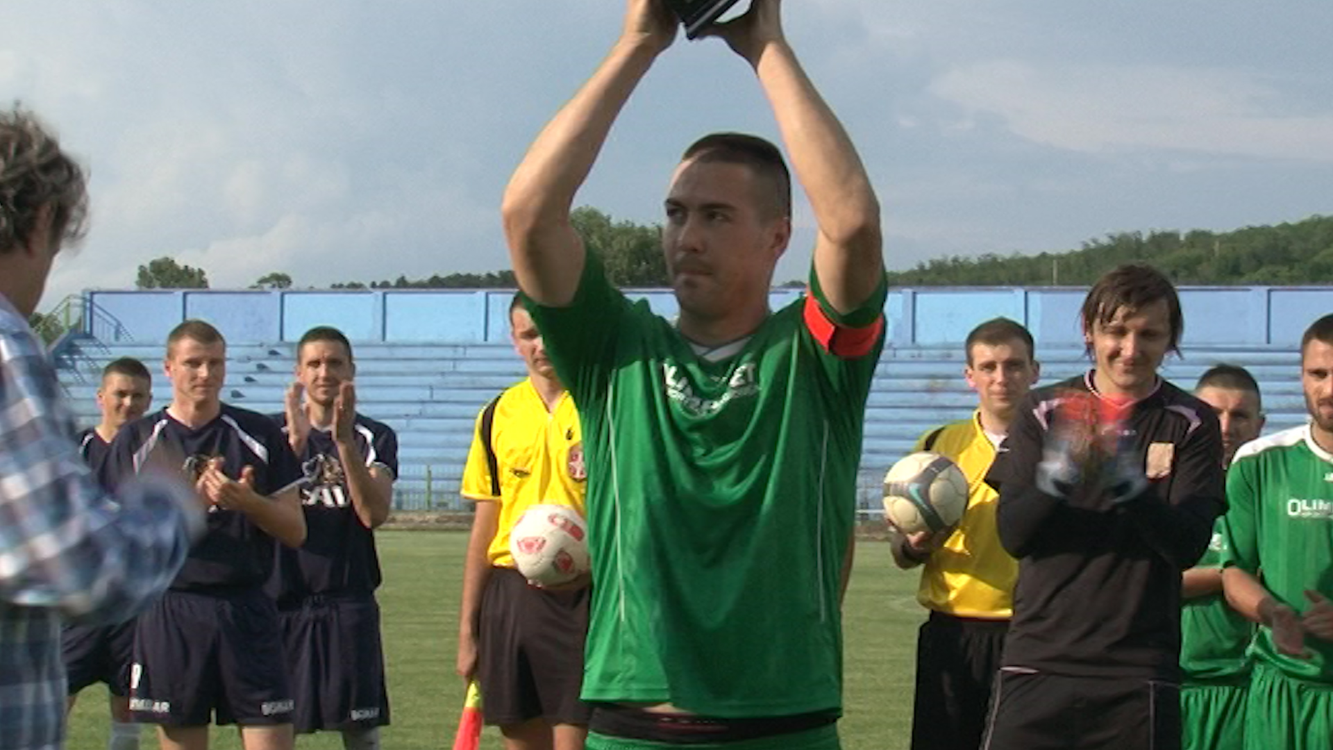 Paraćinac Miloš Ivanković profesionalno igra fudbal na Islandu