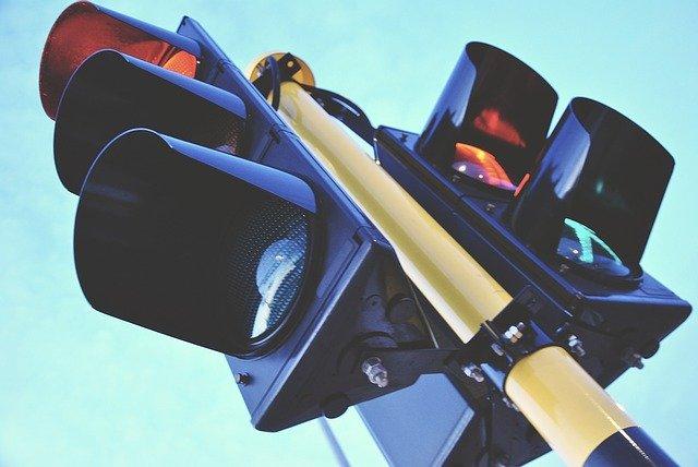 Pokvaren semafor u Vožda Karađorđa u Paraćinu