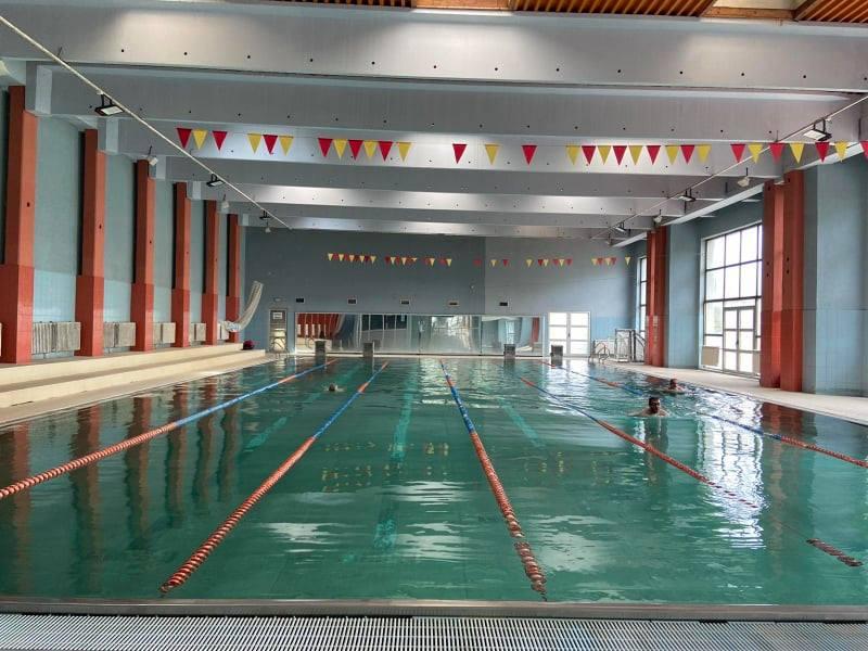 Paraćinci mogu rekreatino na bazen i u teretanu u Hali sportova