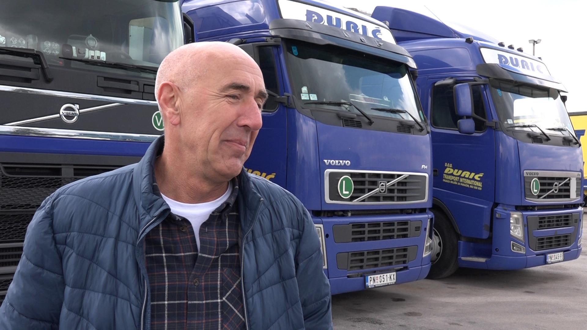 Kako izgleda život na evropskim putevima iz ugla vozača kamiona