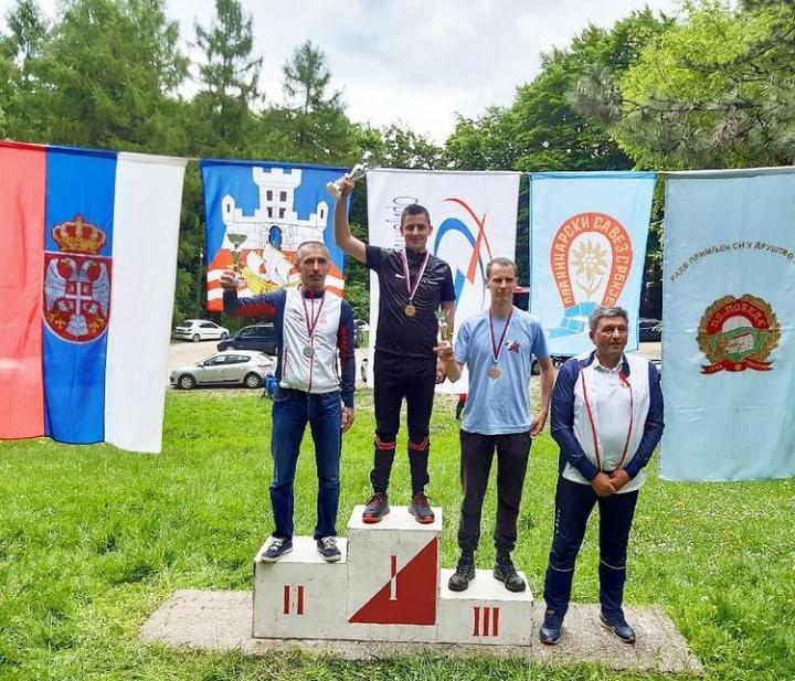 Paraćinski orijentirci nižu uspehe na takmičenjima u Srbiji