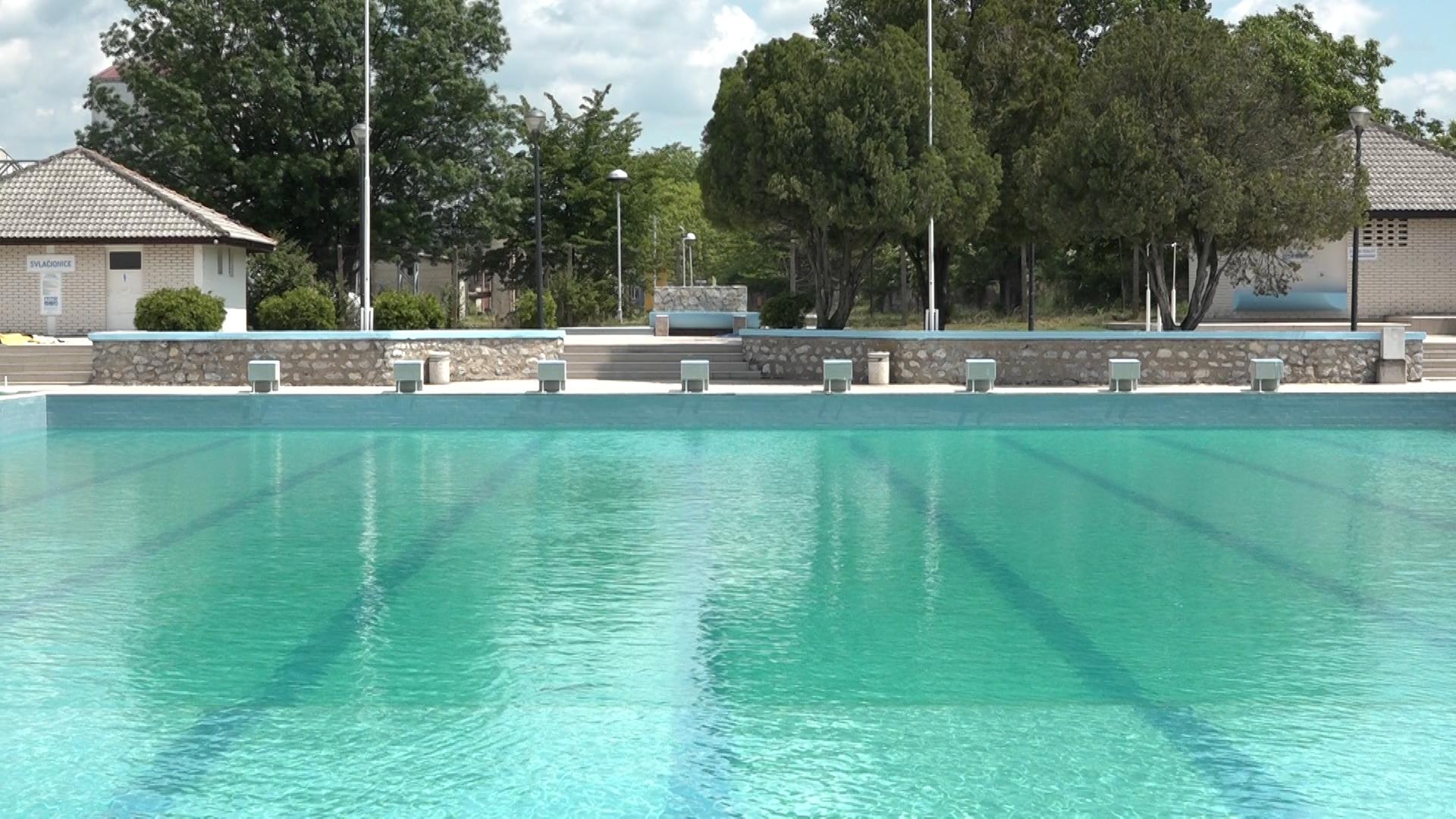 Pripreme za početak letnje sezone na bazenima Slavija