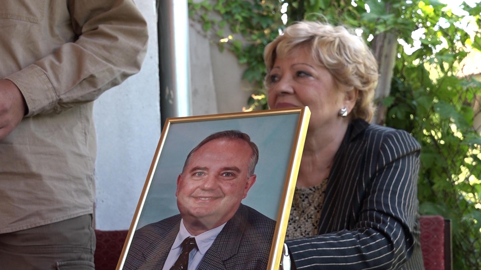 Sećanje na Vladimira Davidovića