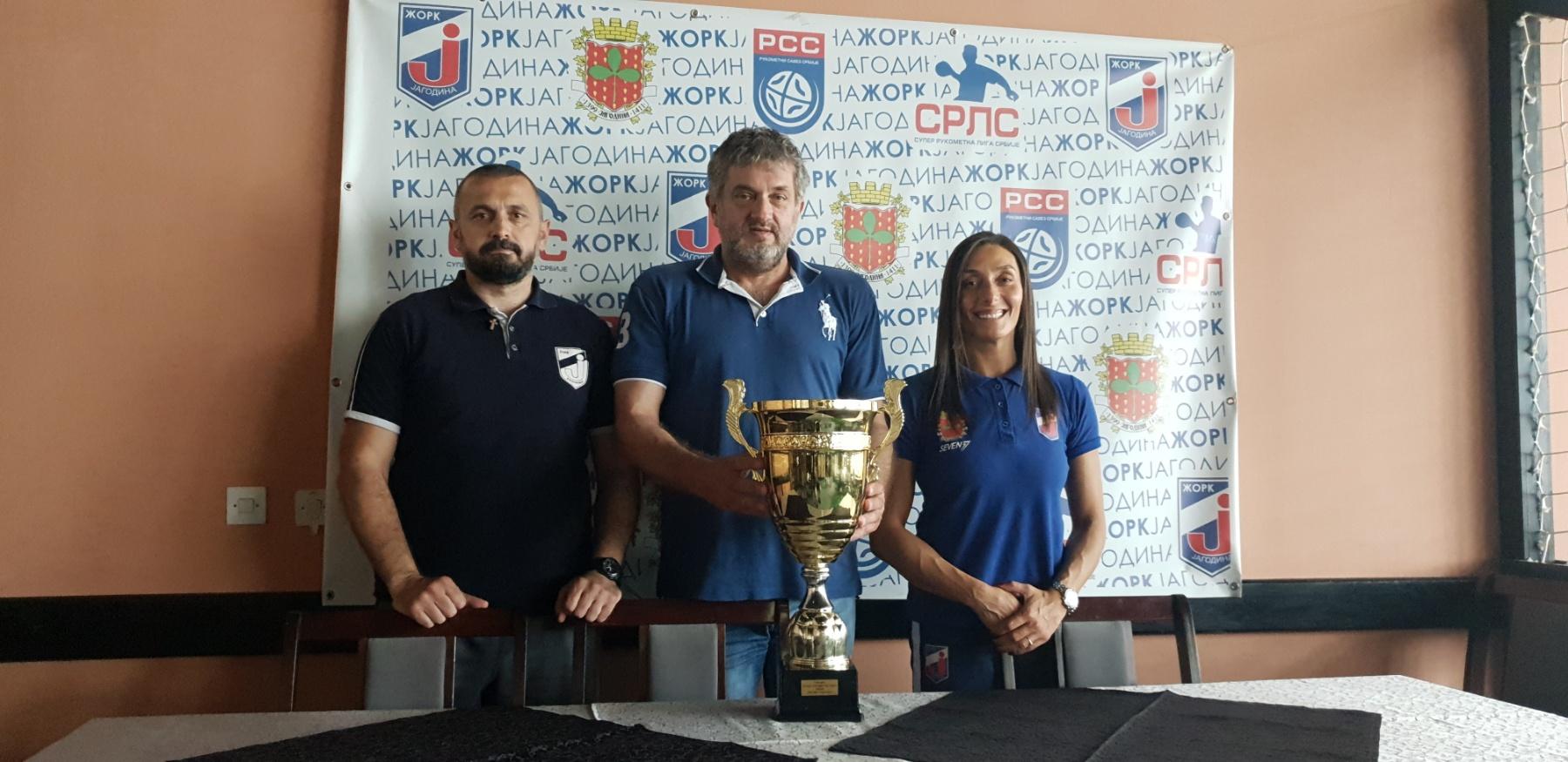 Rukometašice iz Jagodine najuspešnija sportska ekipa u Srbiji u sezoni 2020/21