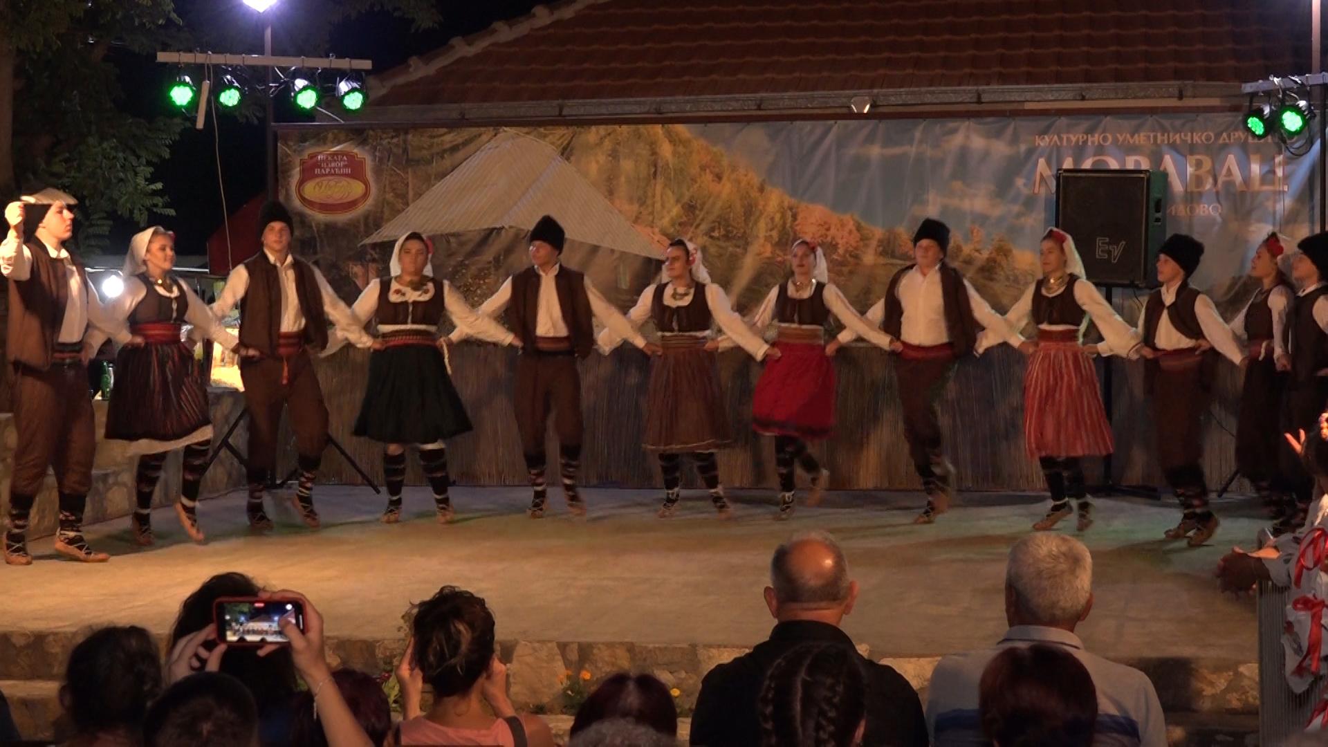 """Festival """"Igrajmo kolo tradicije"""" u Gornjem Vidovu"""