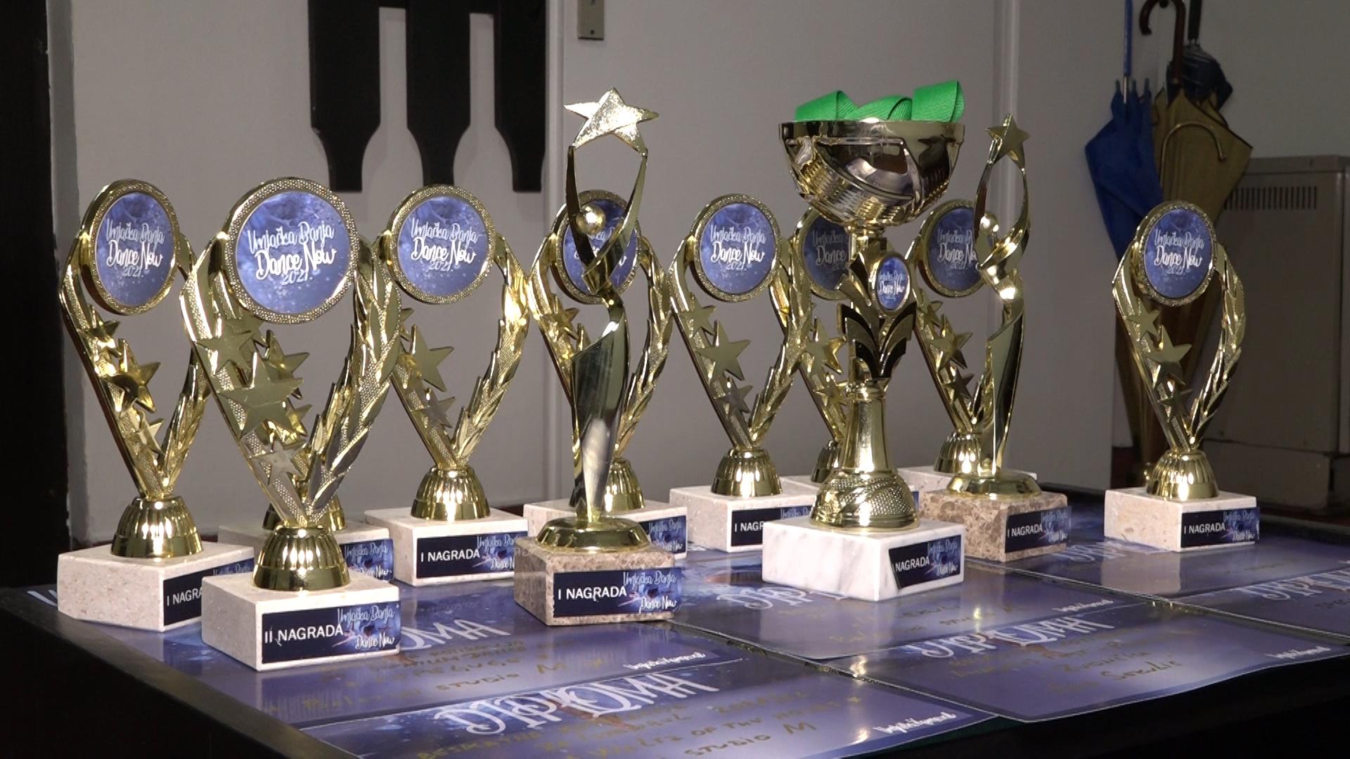 Mnogobrojne nagrade za balerine iz Paraćina na takmičenju u Vrnjačkoj Banji