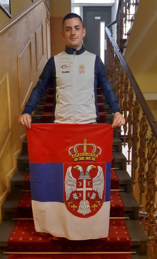 Član Orijentiring kluba Paraćin Sava Lazić predstavlja Srbiju na Prvenstvu sveta u Češkoj