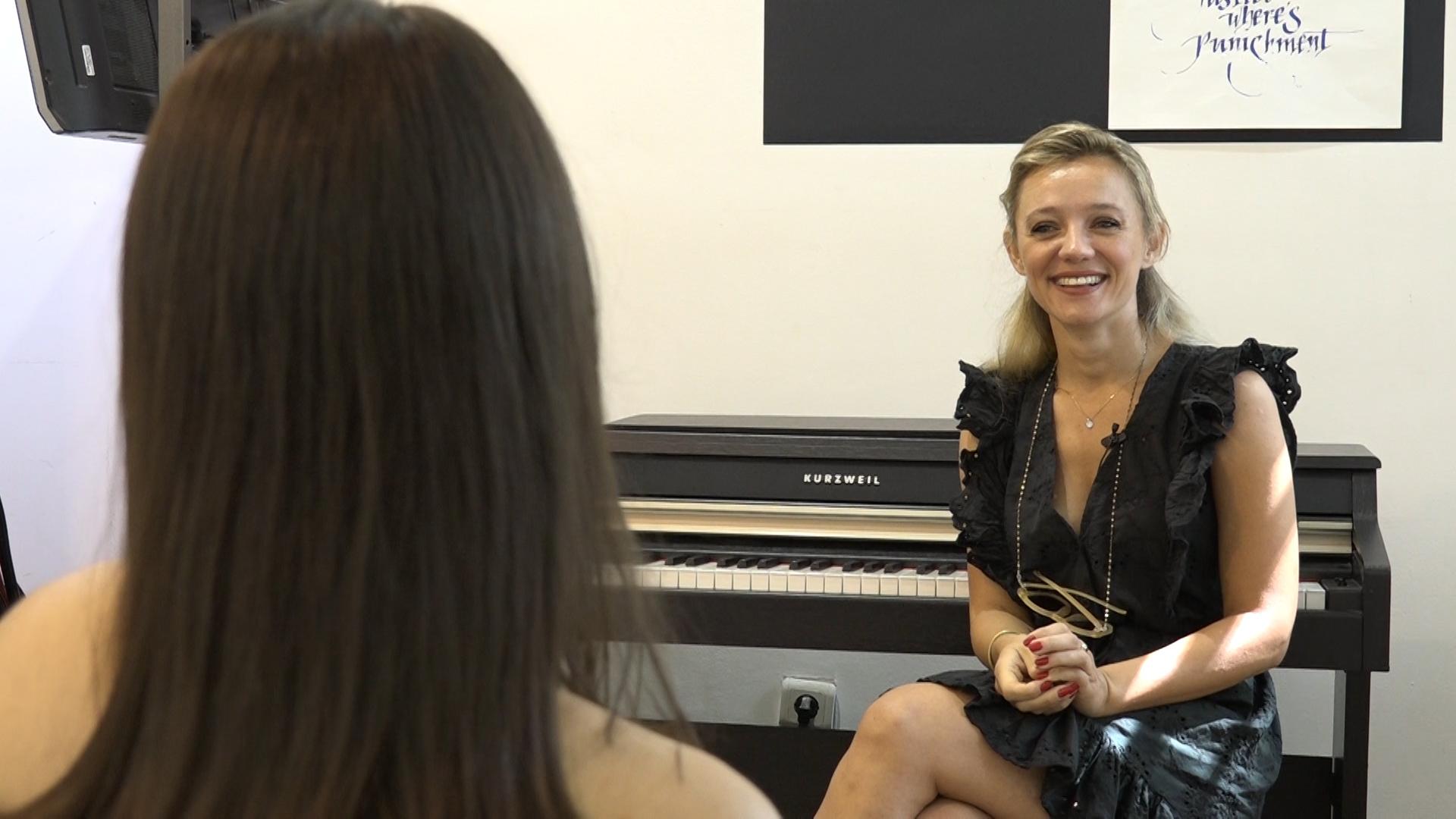"""Utisci sa koncerta """"Viaggio della Vitta"""" operske dive Milice Ilić"""