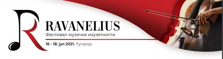 Festival muzičke izuzetnosti: RAVANELIUS u Ćurpiji