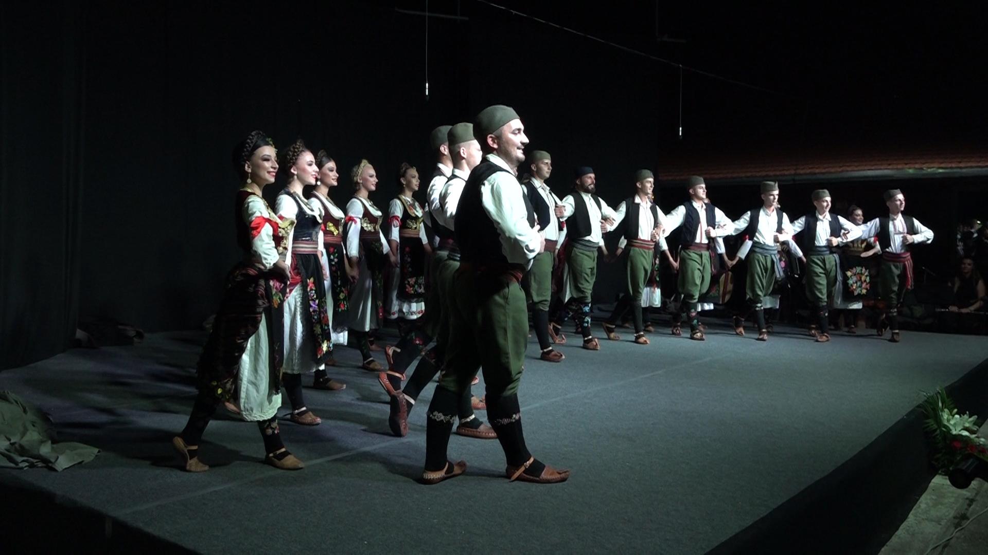 """Godišnji koncert KUD-a Spasovdanski vez """"Povratak"""""""