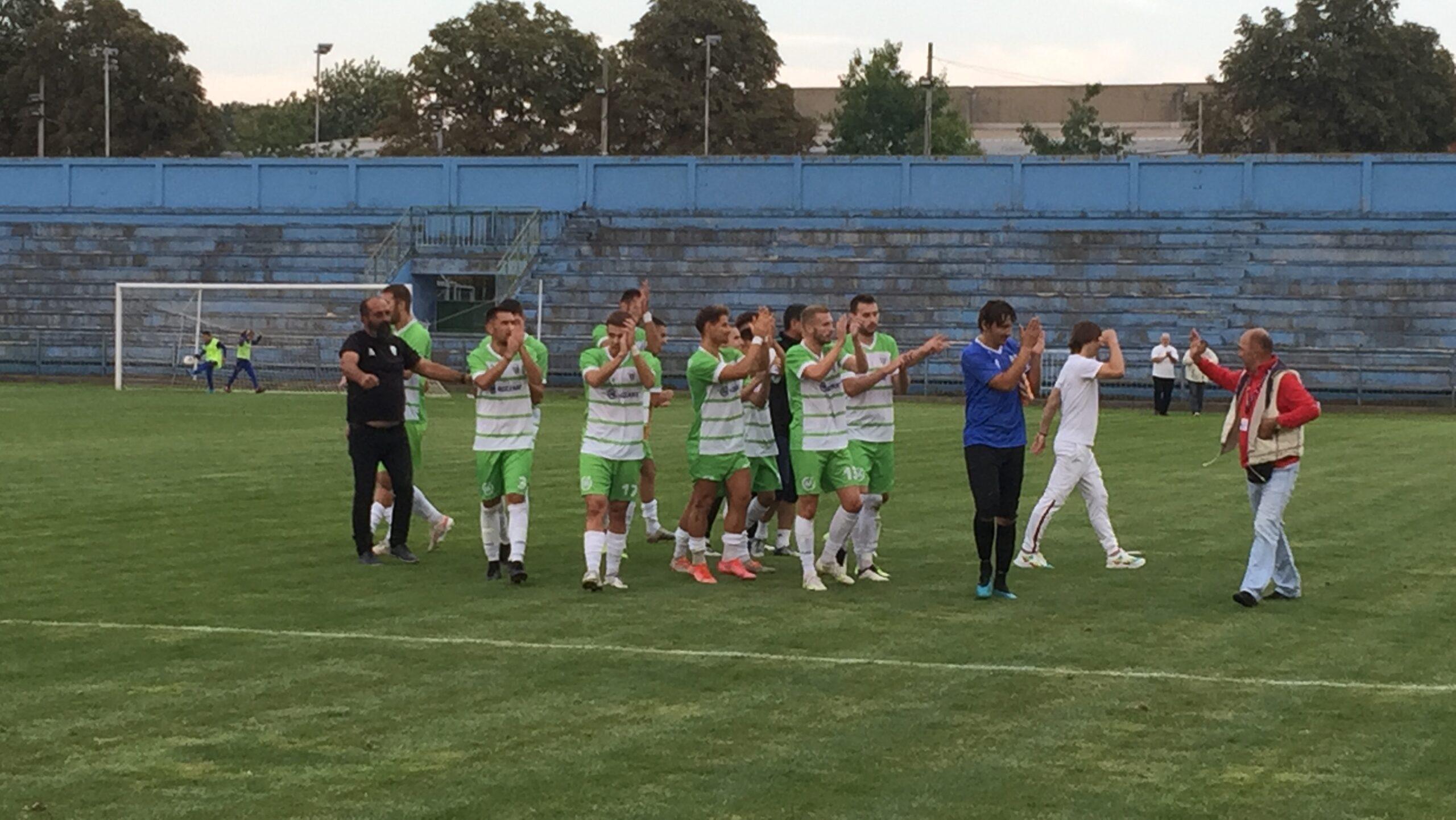 Jedinstvo i SFS Borac ubedljivim pobedama do novih bodova