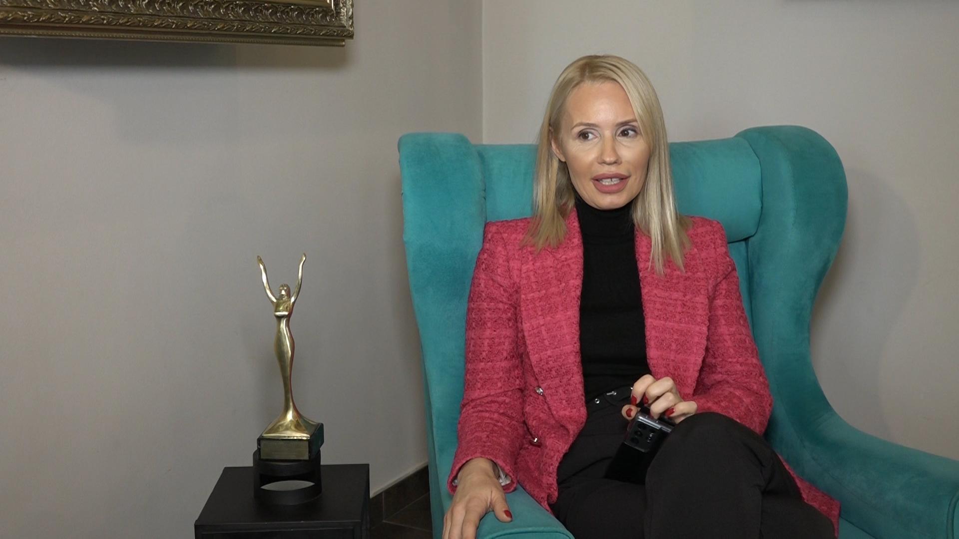 Milena Stanojević iz Paraćina izabrana za Damu godine region 2021