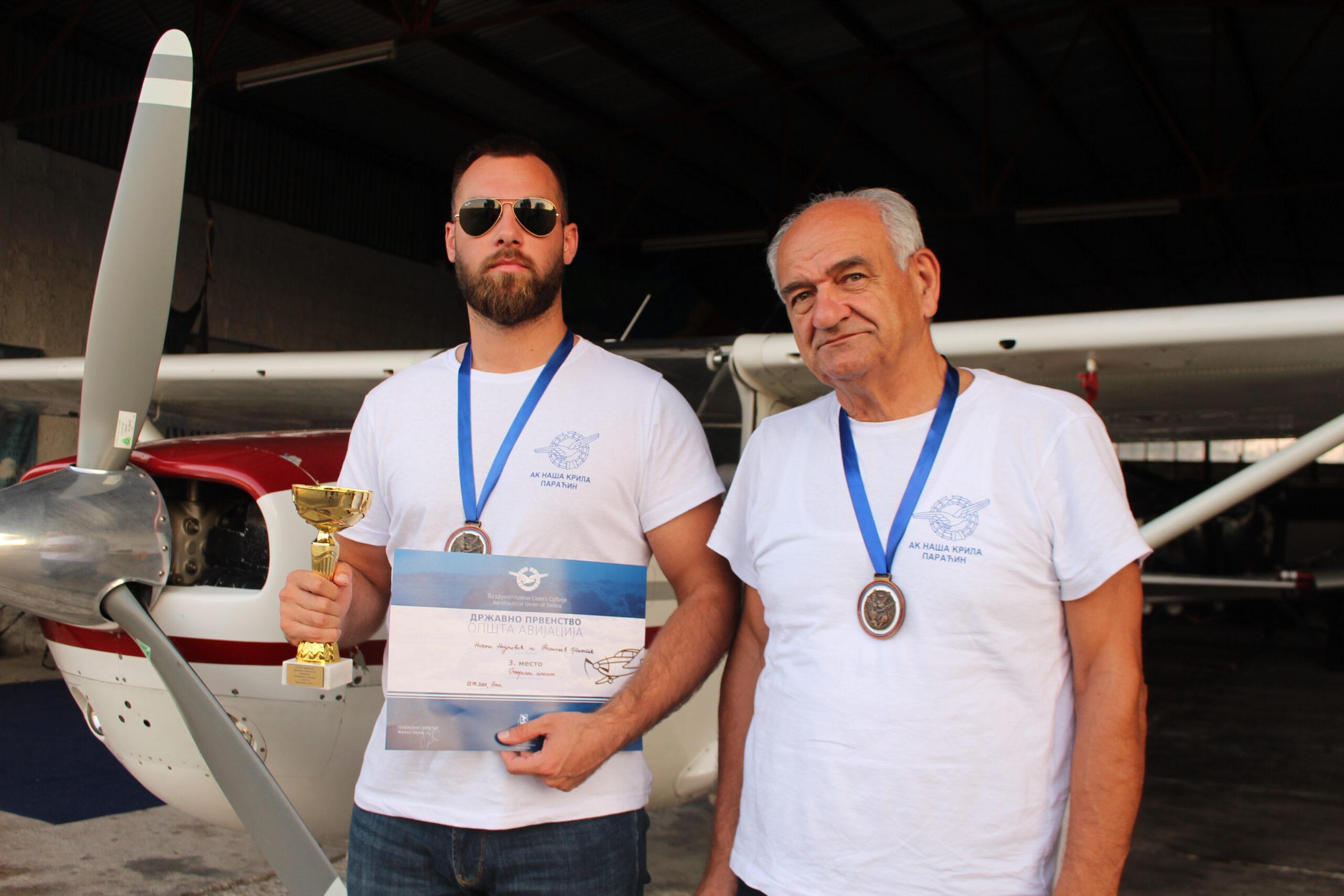 """Piloti AK """"Naša krila"""" ponovo odlični na aero reliju u Zrenjaninu"""