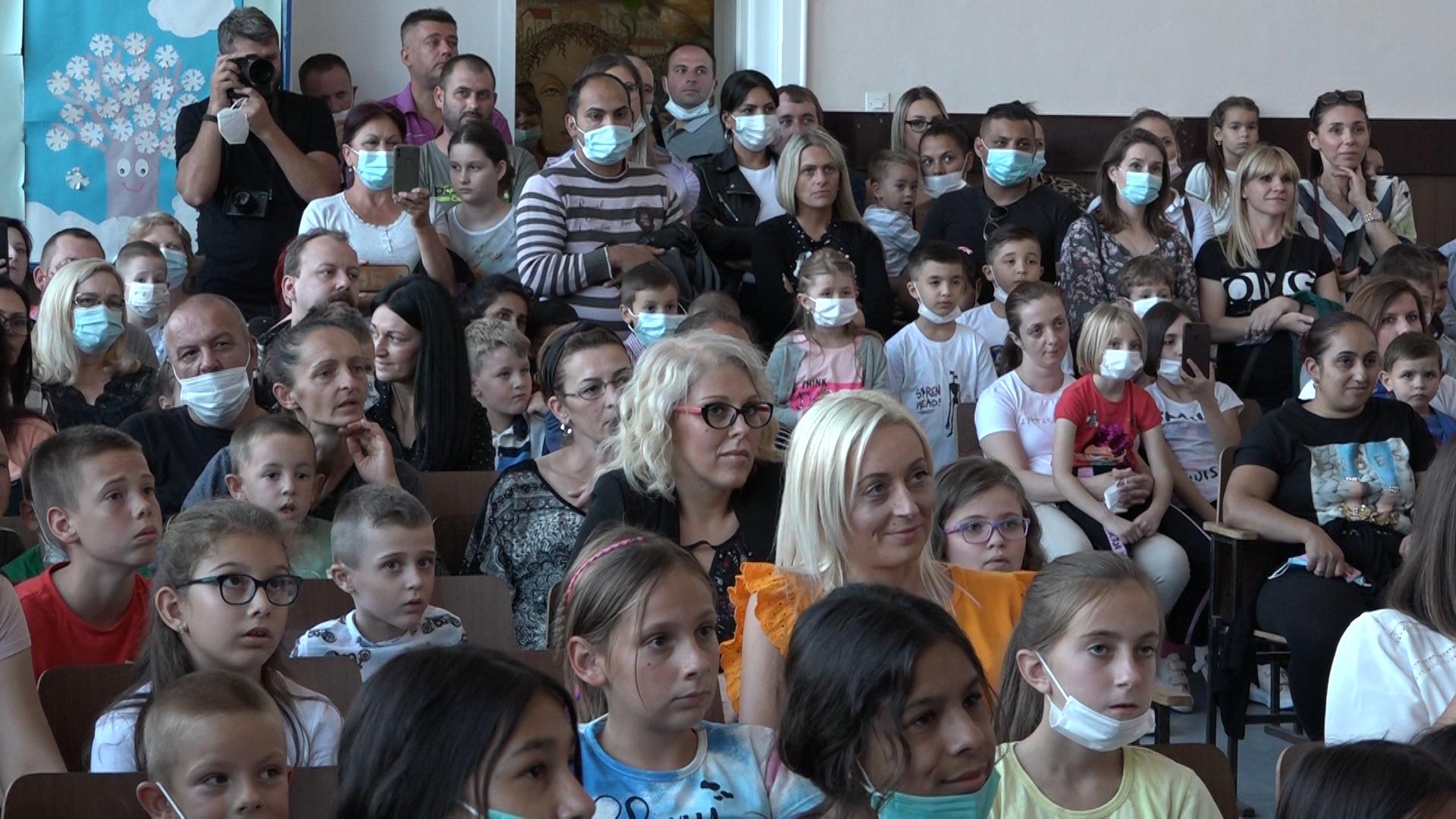 "Svečana priredba za đake prvake u OŠ ""Radoje Domanović"""