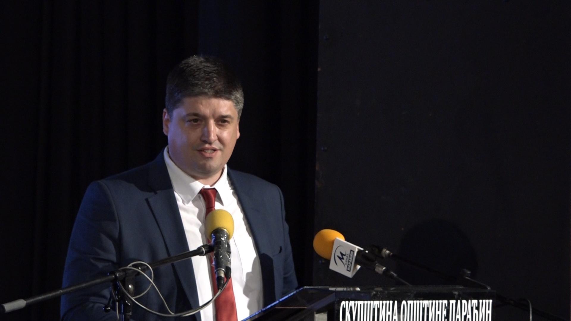 Svečana sednica SO Paraćin povodom Dana opštine